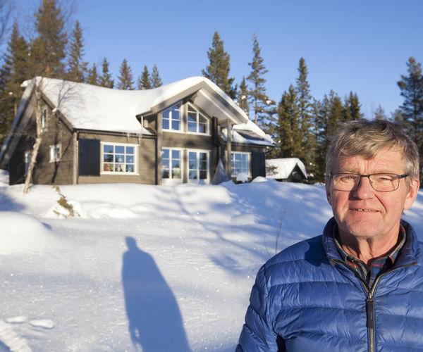 Meinert og hans hytte