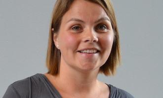 FUB-leder Marie Skinstad-Jansen, utsnitt, passbilde