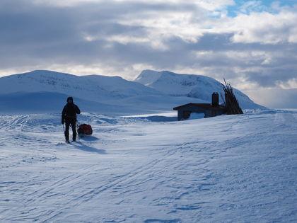 Måskanhytta Indre Troms