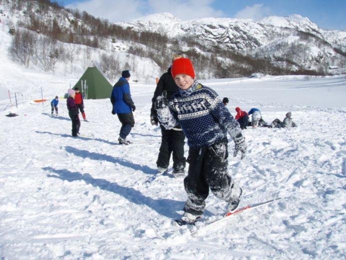 Friluftsskole+vinter