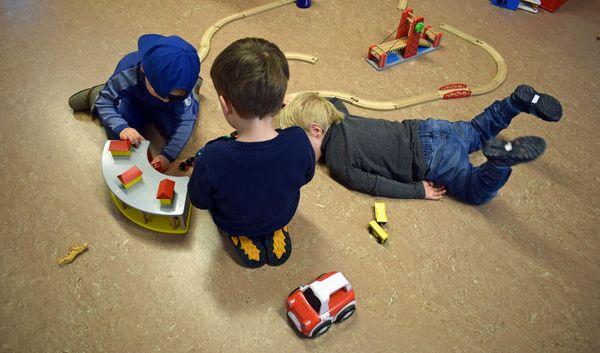 Aremark barnehage - illustrasjonsbilde