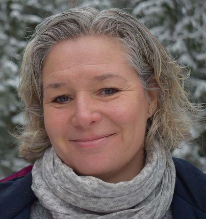 Ragnfrid Næss - virksomhetsleder barnehage - portrett