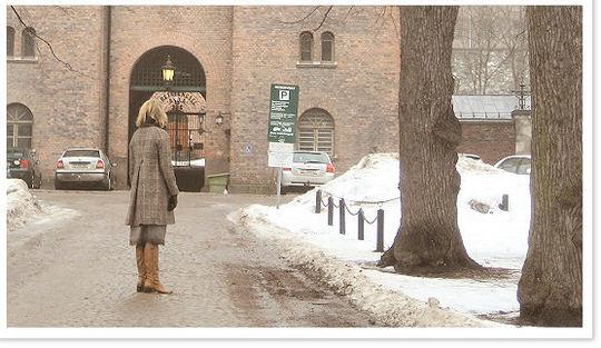 Besøksinngang avdeling A, Oslo fengsel