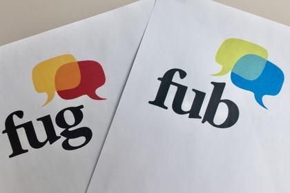 Logoene FUB og FUG