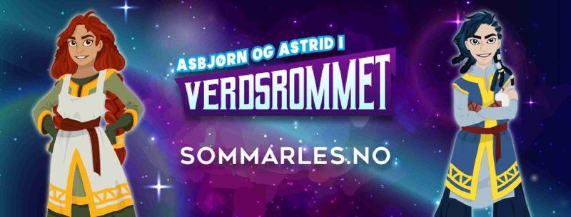 Sommarles 2018