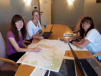 Kartlegging av friluftsområda i Aurland - arbeidsgruppa