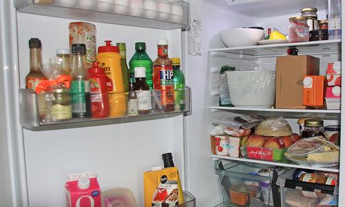 kjøleskap