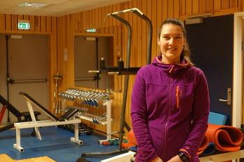 Treningskontakt i Aurland kommune