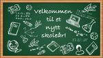 Skolestart_tavle