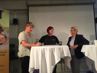 Tre innledere på Arendslsseminaret