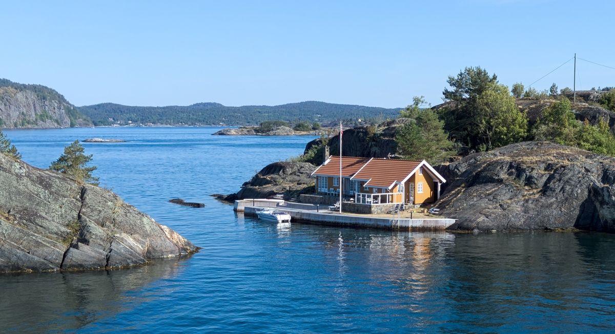 Sjøhytte-Kragerø