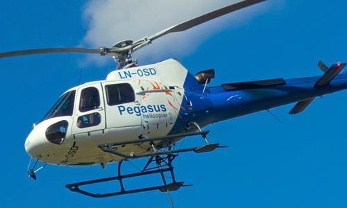 Helikoptertransport