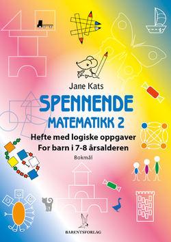 Spennende matematikk2 7-8 år_298x422