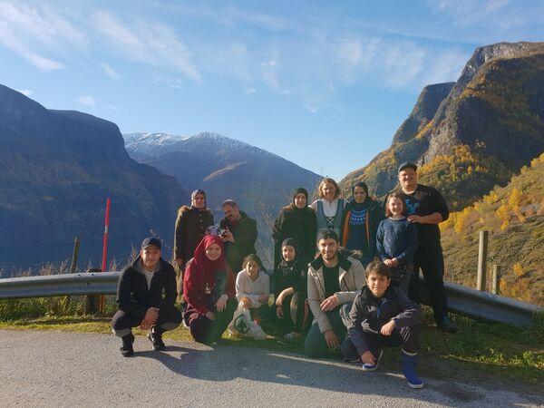 Alternativ form for norskopplæring - historisk vandring i Skjerdal 3