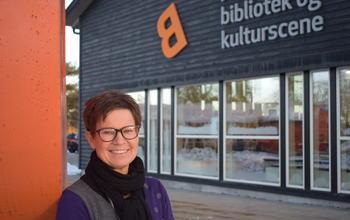 Meråpent bibliotek - Aremark bibliotek - Kathrine Walthinsen (12)