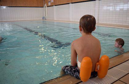 Barnehage på svømming (4)