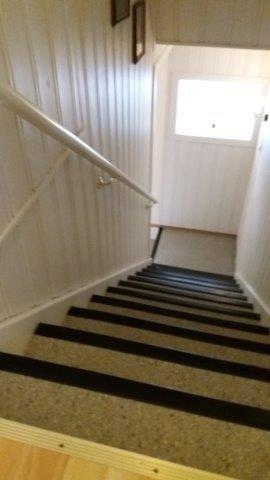 Planlegg alderdommen  - trapp