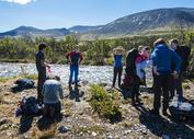 Ungdommer i Rondane