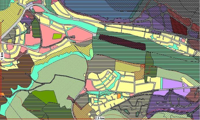 Kommuneplanutsnitt