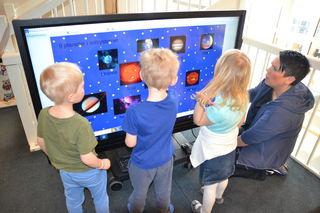 Planeter på board Maurtuva bhg