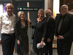 Gundbjørn Aasand, Hilde Teklse Gundersen, Tine Norman, Knut Aabø og Torstein Skalland.jpg