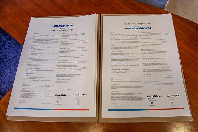 samarbeidsavtale