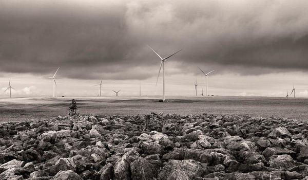 RiestoVind1 - Raggovidda vindkraftverk