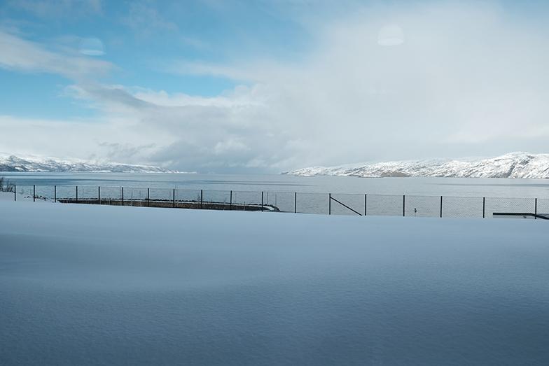 Utsikt fra Skansen