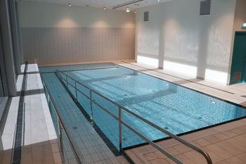 Nytt basseng klart til bruk 2 Foto Arne Veum