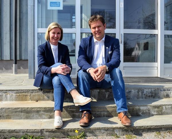 Alice Reigstad og Geir Aarbu - bredde