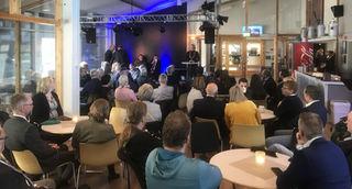 Veterandagen feiret på Kulturhuset i NamsosNamsos, Fosnes og Namdalseid kommuner inviterte sammen for første gang til høytidelig markering av Veterandagen, i samarbeid med Veteranforeningen i Namdalen.Om lag 50 veteraner med følge møtte