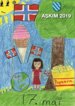 askim program 2019