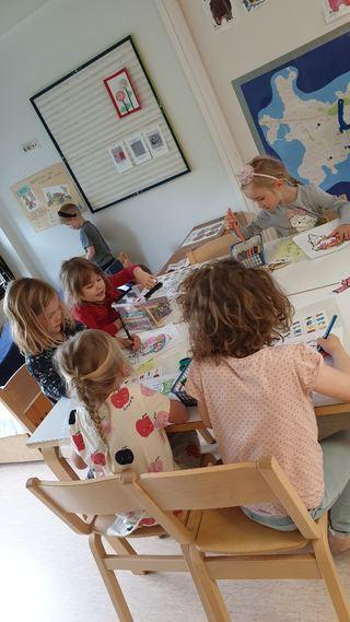 Barnehage i Helsinki
