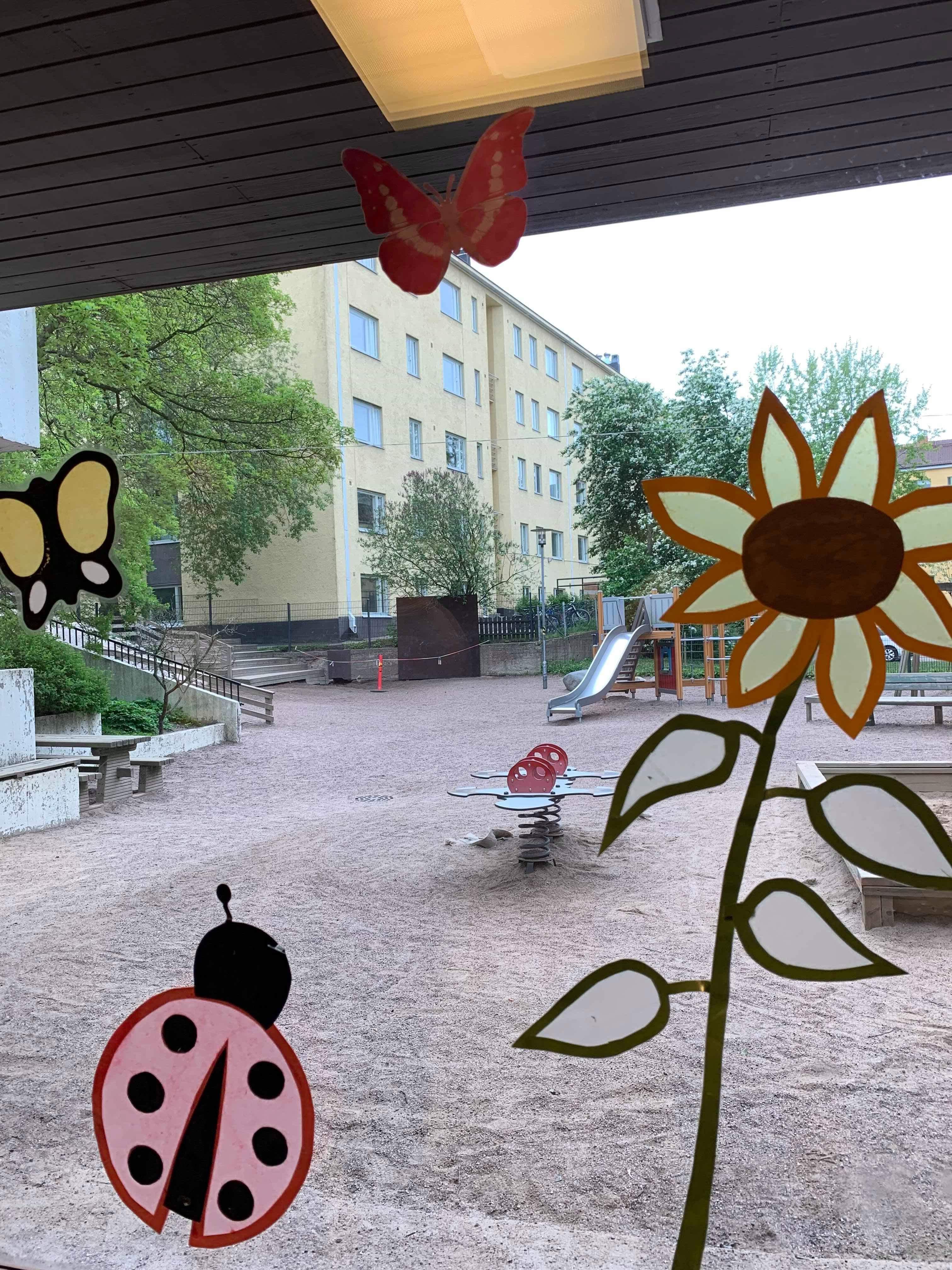 Vindu finsk barnehage