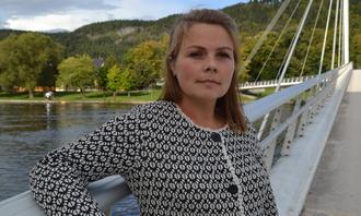 Portrett Marie Skinstad-Jansen Foto: FUB