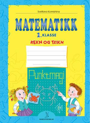 Rekn og teikn 1_Nynorsk_Cover_298x406