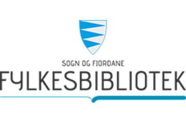 Logo fylkesbiblioteket midstilt