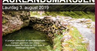 Aurlandsmarsjen 2019