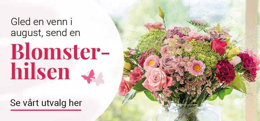 blomsterbutikk finnsnes