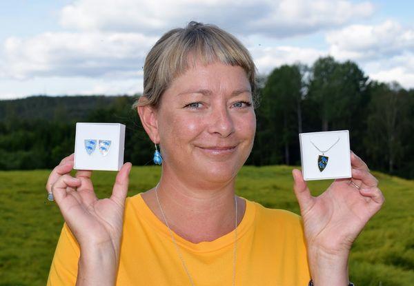 Anette Lillestrand smykker - kommunevåpen - bredde - hoved 1
