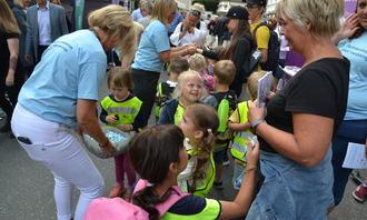 FUB og barnehagebarn i Arendal
