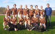 Damelaget 2007
