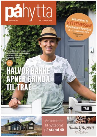 PÅ HYTTA HØST 19