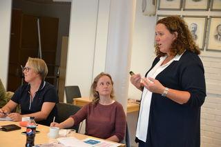 FUBs rådgiver Marianne Fehn i Overhalla