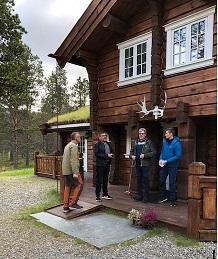 Alta jeger og fiskerforening klubbhus