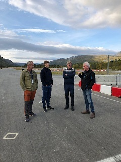 Kvenvikmoen motorsportssenter