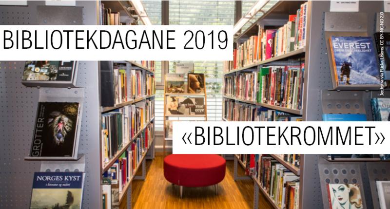 Bibliotekdagane 2019