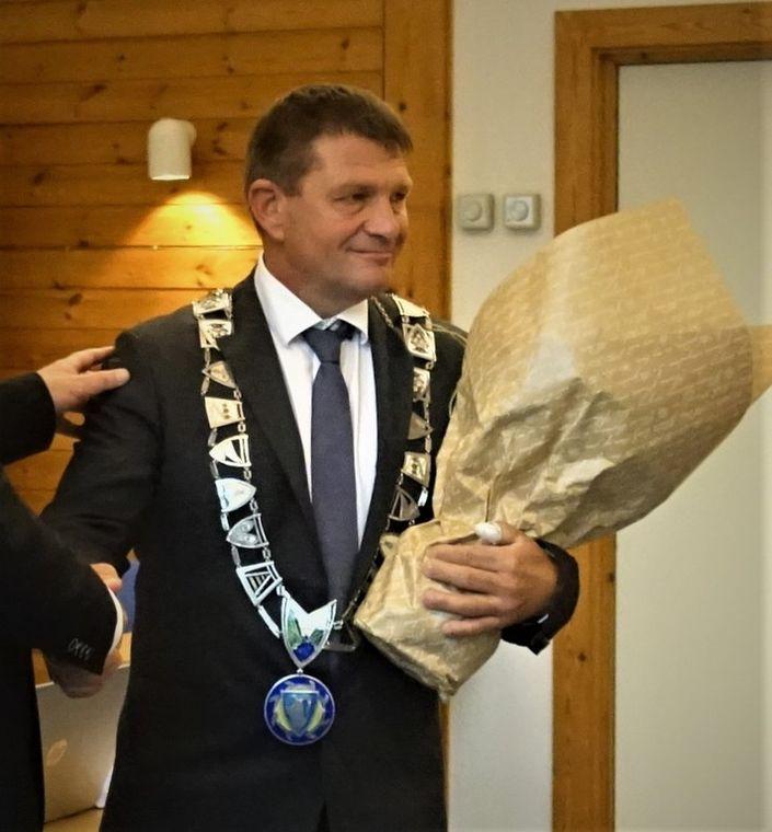 Ordførar Trygve Skjerdal 3.oktober 2019