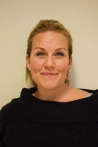 Portrettbilde helsesøster Hege Myhren-Larsen