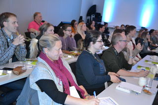 Foreldrekonferansen19 forsamling